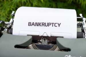 Bankruptcy Filing in Maryland